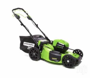 60-volt Brushless Lithium Ion Self-propelled Cordless Lawn Mower