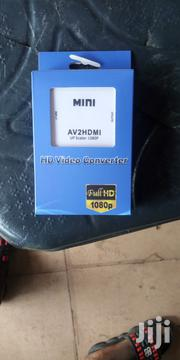 AV 2 HDMI Adapter | Computer Accessories  for sale in Greater Accra, Kokomlemle