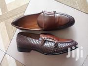 Fernando Melo Monk Strap-coffee Leather | Shoes for sale in Greater Accra, Ga West Municipal