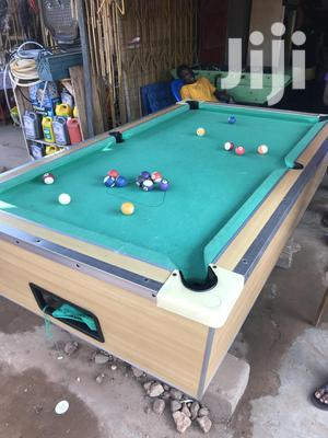 Used Marble Top Snooker Board (Coin Operated)