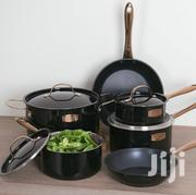 Induction Nonstick Cookware Set Stainless Steel Aluminum Pots Pan | Kitchen & Dining for sale in Greater Accra, Nungua East