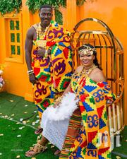 Gifty Aunty Obama Kente | Clothing for sale in Greater Accra, Labadi-Aborm