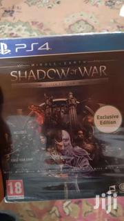 Shadow Of War PS4 | Video Game Consoles for sale in Greater Accra, Adenta Municipal