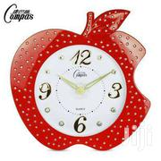Apple Wall Clock | Home Accessories for sale in Greater Accra, Airport Residential Area