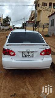 Toyota Corolla 2006 LE White | Cars for sale in Greater Accra, Darkuman