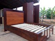 Double Bed With Side Shelves | Furniture for sale in Greater Accra, Adenta Municipal