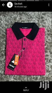 T-Shirt for Men Pink Color | Clothing for sale in Greater Accra, Tesano