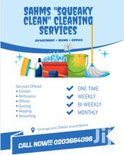 Sahms Cleaning Services | Cleaning Services for sale in Greater Accra, East Legon (Okponglo)