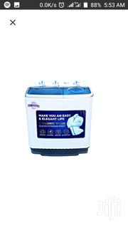 Roch Twin Tub Washing Machine - 7.0 Kg - White | Home Appliances for sale in Greater Accra, Adabraka