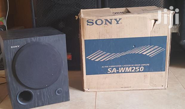 Archive: Sony Subwoofer