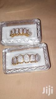 Teeth Grills High Quality, Silver and Gold Plated | Jewelry for sale in Greater Accra, East Legon (Okponglo)