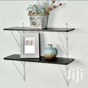 2 Tier Laminated Floating Shelf | Furniture for sale in Greater Accra, Burma Camp