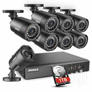 8 Camera Channel CCTV Kit With DVR | Cameras, Video Cameras & Accessories for sale in Greater Accra, Osu