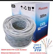 Cat 6 Lan Cable 305yards | Computer Accessories  for sale in Greater Accra, Darkuman