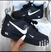 Nike Airforce-All Black | Shoes for sale in Greater Accra, Ga West Municipal