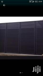 Sliding Gate Do With Galvaniz Material | Doors for sale in Greater Accra, Achimota