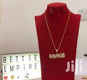 Savage Pendant Necklace | Jewelry for sale in Greater Accra, Teshie-Nungua Estates
