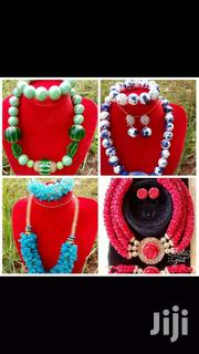 Necklaces With Their Bracelets And Earrings. | Jewelry for sale in Greater Accra, Agbogbloshie