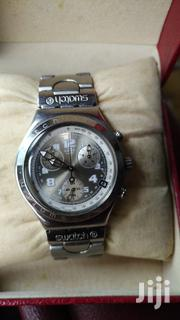 Swatch Irony Chronograph Watch | Watches for sale in Greater Accra, Achimota
