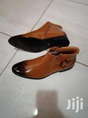 Executive Brown Mirror Boots | Shoes for sale in Greater Accra, East Legon