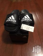 Adidas Voloomix Slippers | Shoes for sale in Greater Accra, East Legon (Okponglo)
