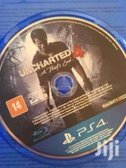 Uncharted 4 PS 4 Cd | Video Game Consoles for sale in Greater Accra, Ashaiman Municipal