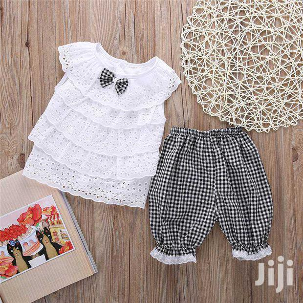 Archive: 2pcs Baby Girl Outfit