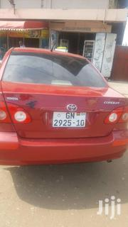 Toyota Corolla 2008 1.6 VVT-i Red | Cars for sale in Greater Accra, Kotobabi