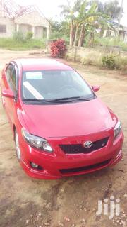 Toyota Corolla 2010 Red | Cars for sale in Central Region, Agona West Municipal