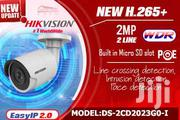 Hikvision 2 MP IR Fixed Bullet Network Camera | Cameras, Video Cameras & Accessories for sale in Greater Accra, Osu