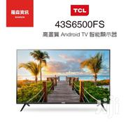 "TCL 43"" S6500 Full HD Dvb T2 Smart Android Sat TV 