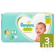 Pampers Premium Sz 3 | Baby & Child Care for sale in Greater Accra, Airport Residential Area