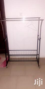 Metal Double Pole And Double Rack For Shoes And Clothes. | Furniture for sale in Greater Accra, Achimota