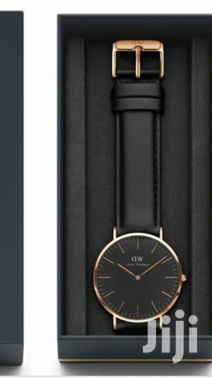 Highly Authentic Daniel Wellington's Wristwatch