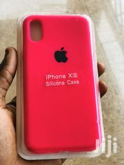 iPhone X Xs Silicone Pink Case | Accessories for Mobile Phones & Tablets for sale in Ashanti, Kumasi Metropolitan