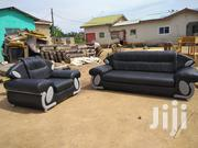 Quality Leather Sofa | Furniture for sale in Greater Accra, Akweteyman