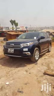 Toyota Highlander 2013model | Vehicle Parts & Accessories for sale in Ashanti, Kwabre