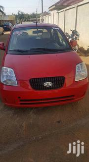 Kia Picanto 2012 1.1 EX Red | Cars for sale in Northern Region, Gushegu