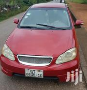Toyota Corolla 2006 Red | Cars for sale in Upper West Region, Jirapa/Lambussie District