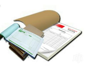 Duplicate Invoice And Receipt Books