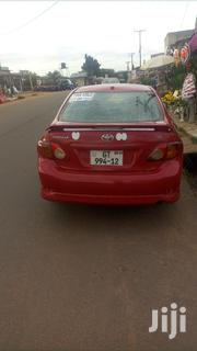 Toyota Corolla 2009 Red | Cars for sale in Greater Accra, Adenta Municipal