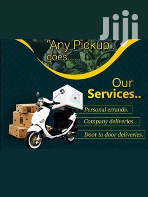 KD Delivery Service Gh