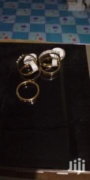 Non Fading Gold Plated Ring Set. Size 6 | Jewelry for sale in Greater Accra, Adenta Municipal