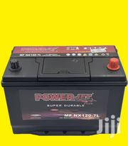 17 Plates Car Battery + Free Office Delivery | Vehicle Parts & Accessories for sale in Greater Accra, Alajo