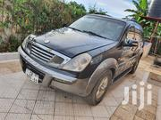 SsangYong Rexton 2002 Black | Cars for sale in Greater Accra, Ga South Municipal