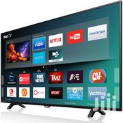 "Philips 55""Inch Ultra HD 4K Smart Wifi LED TV - Black 