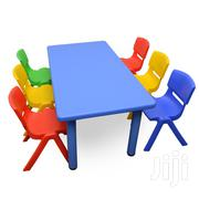 Table For 6 Chairs For Children | Children's Furniture for sale in Greater Accra, Accra Metropolitan