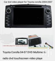 Toyota Corolla 03-07 Radio DVD | Vehicle Parts & Accessories for sale in Greater Accra, South Labadi