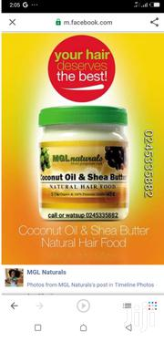 Coconut Oil Shea Butter Cream for Your Hair Growth Downdruff | Hair Beauty for sale in Greater Accra, Adenta Municipal