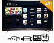 "Genuine_49""Tcl Smart Curved Android Tv"" 
